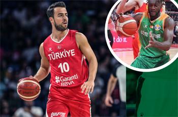 FIBAバスケットワールドカップ出場チーム「トルコ」「コートジボワール」オフィシャルスポンサー