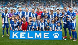El Deportivo Alavés