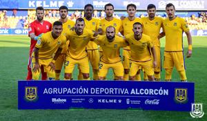 Asociación Deportiva Alcorcón